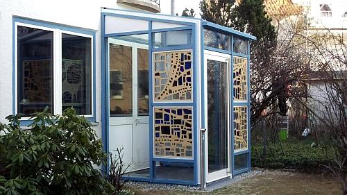 Künstler Reutlingen maier metallbau referenzen winand victor künstler und maler